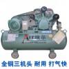 埃尔标准型 活塞空压机 空气压缩机木工喷漆气泵 全铜小型保3年