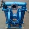 QBK-100不锈钢隔膜泵 4寸不锈钢气动隔膜泵 四氟不锈钢隔膜泵
