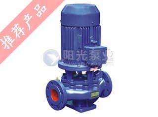 冷水泵和热水泵的区别