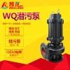wq型污水潜水排污泵 潜污水泵自动耦合装置循环水泵