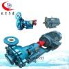 150UHB-ZK-150-55-A卧式脱硫尘屑煤浆泵塑料泵