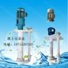 立式无堵塞液下排污泵长轴式单管双管浓浆输送泵
