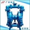 衬胶气动隔膜泵图片