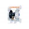 GRACO固瑞克HUSKY2150塑料气动隔膜泵聚丙烯材质